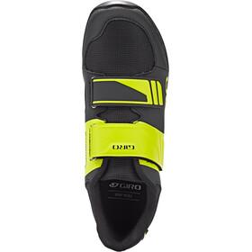 Giro Berm 19 Sko Herrer, black/citron green
